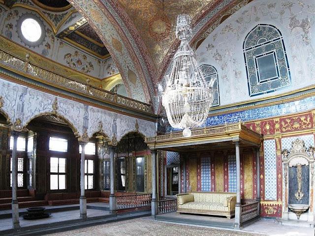 sultan's privy chamber