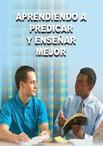 Libro Aprendiendo a Predicar y Enseñar Mejor