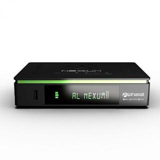Alphasat Nexum V10