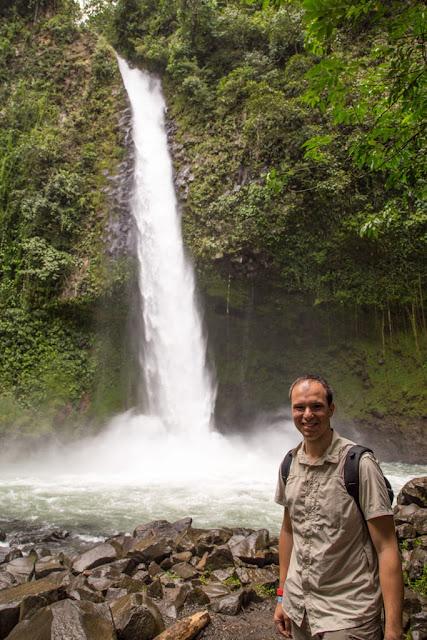 Catarata de la Fortuna en Arenal, Costa Rica