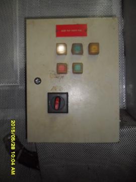 Jockey pump starter panel