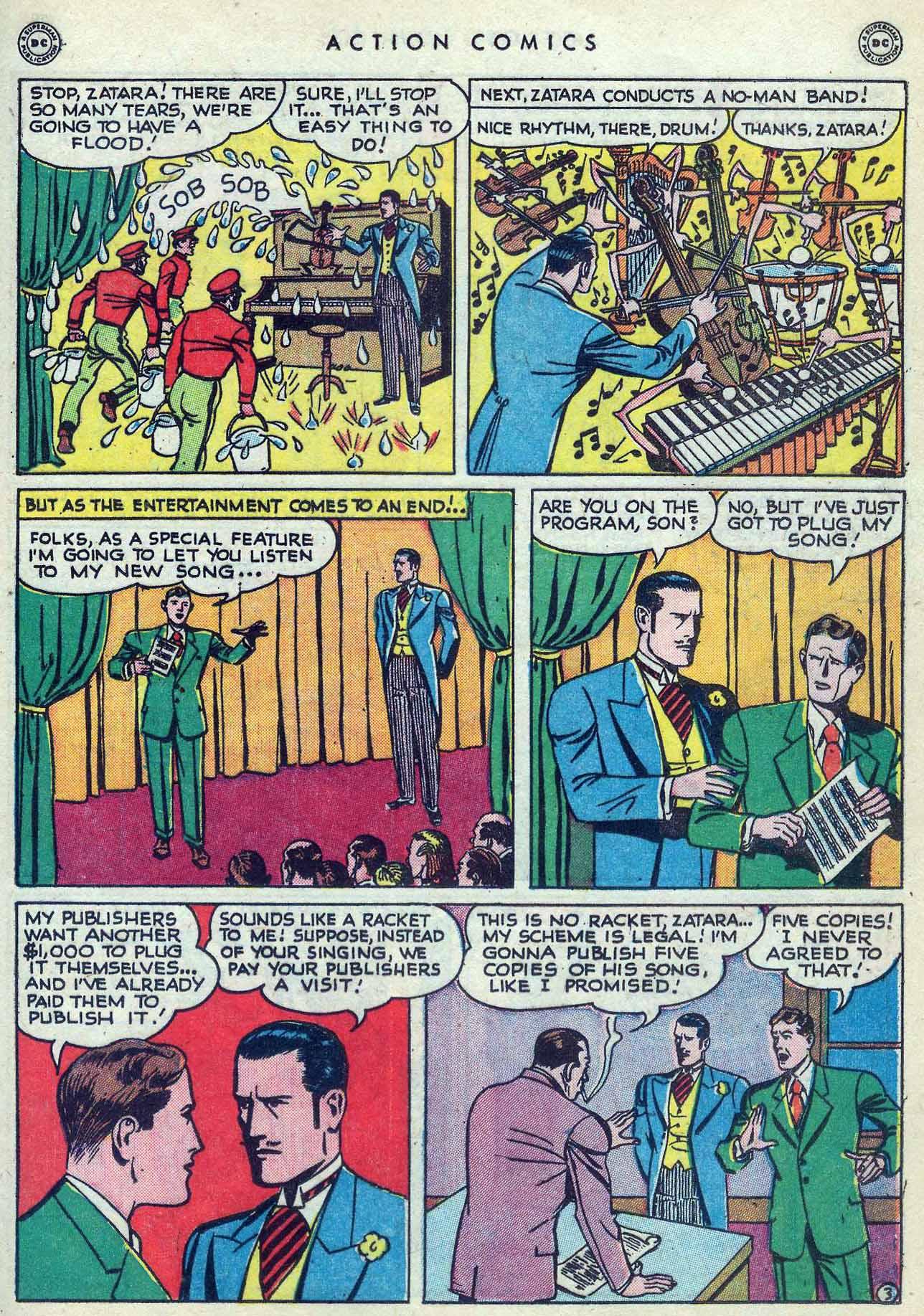 Action Comics (1938) 127 Page 34
