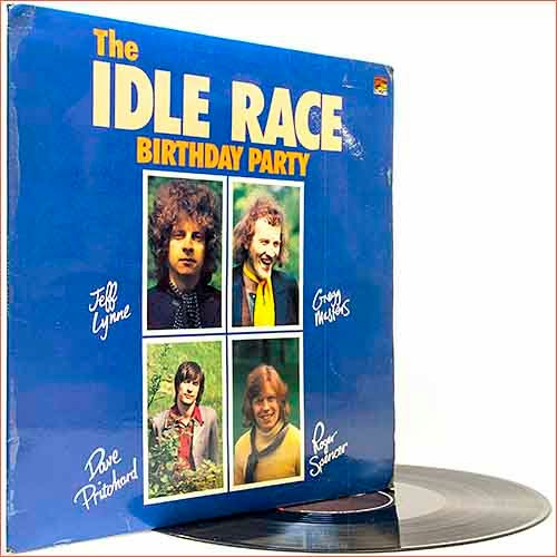 Oldnewrockmusic The Idle Race The Birthday Party 1968