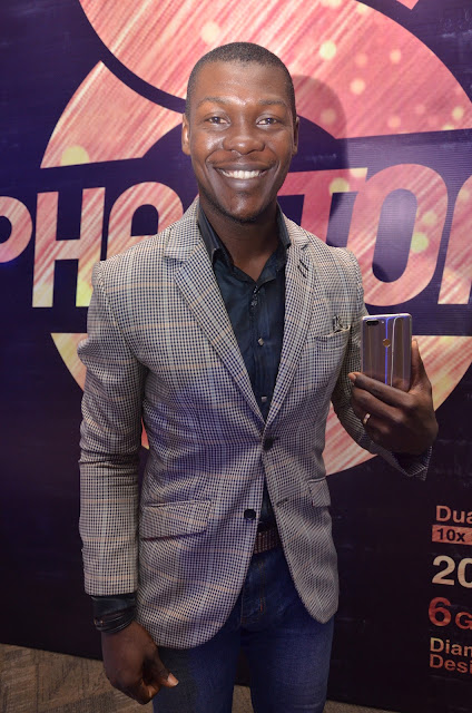 %name Tecno Phantom 8 launched in Lagos; Makes debut at Lagos Fashion Design Week 2017