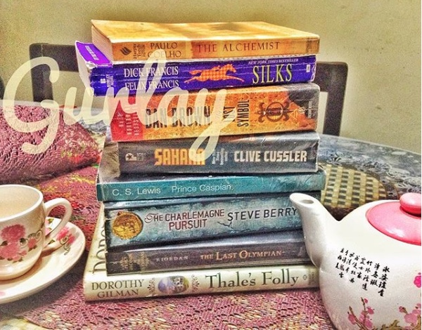 Author Share by iamnotabookworm!