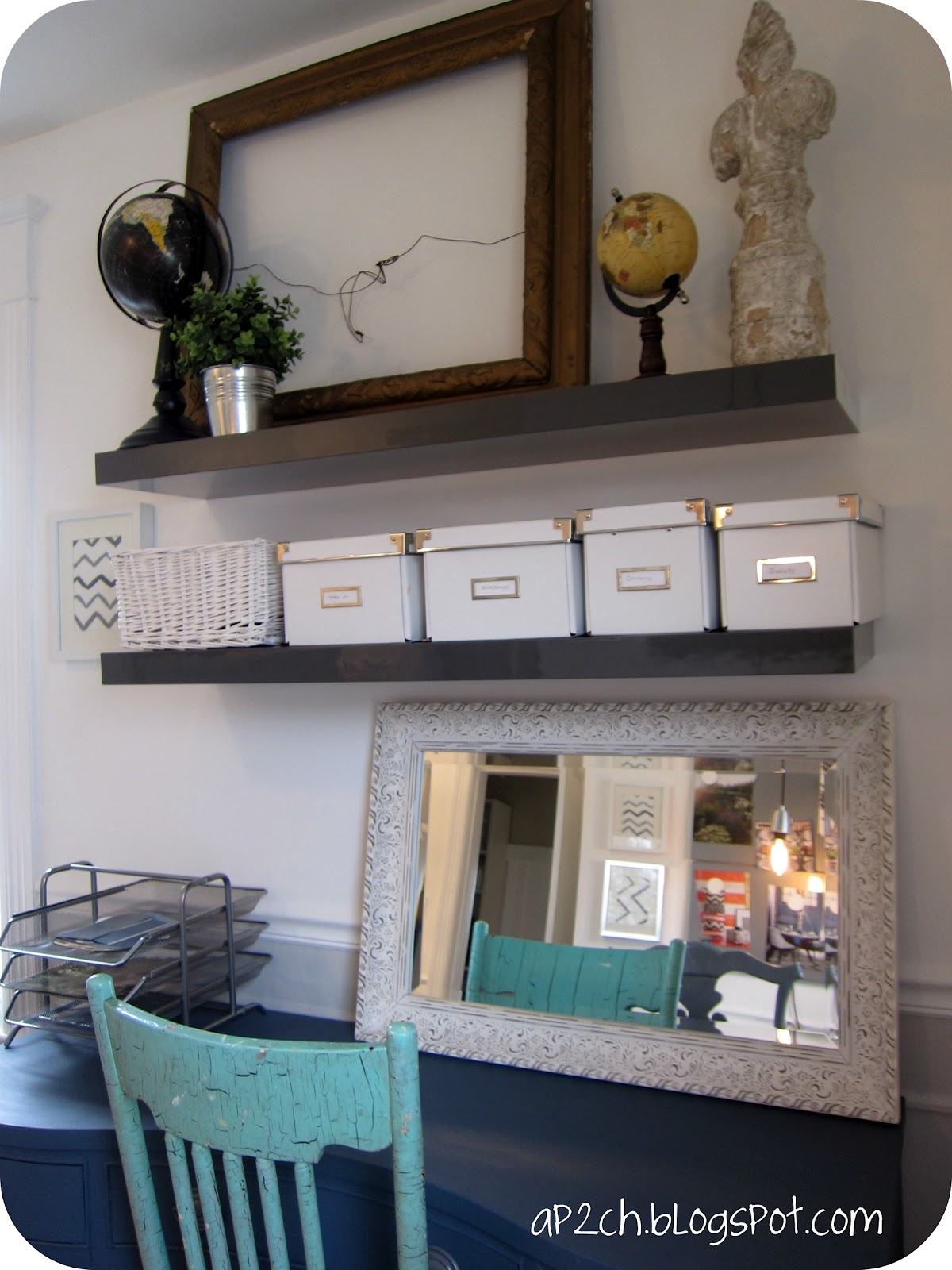 Wall shelf above desk wall units awesome living room shelving wall shelf above desk bright white home office amipublicfo Images