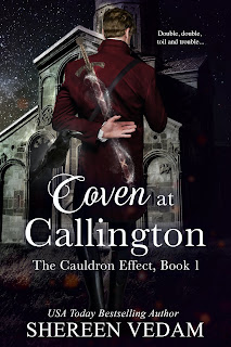 Coven at Callingham cover