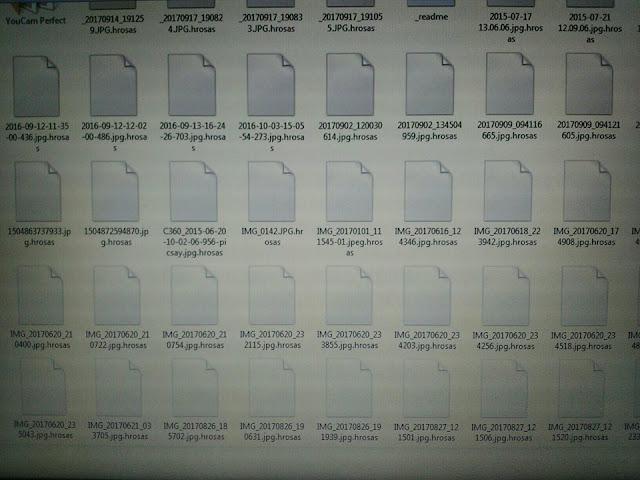 mempelajari virus ransomware