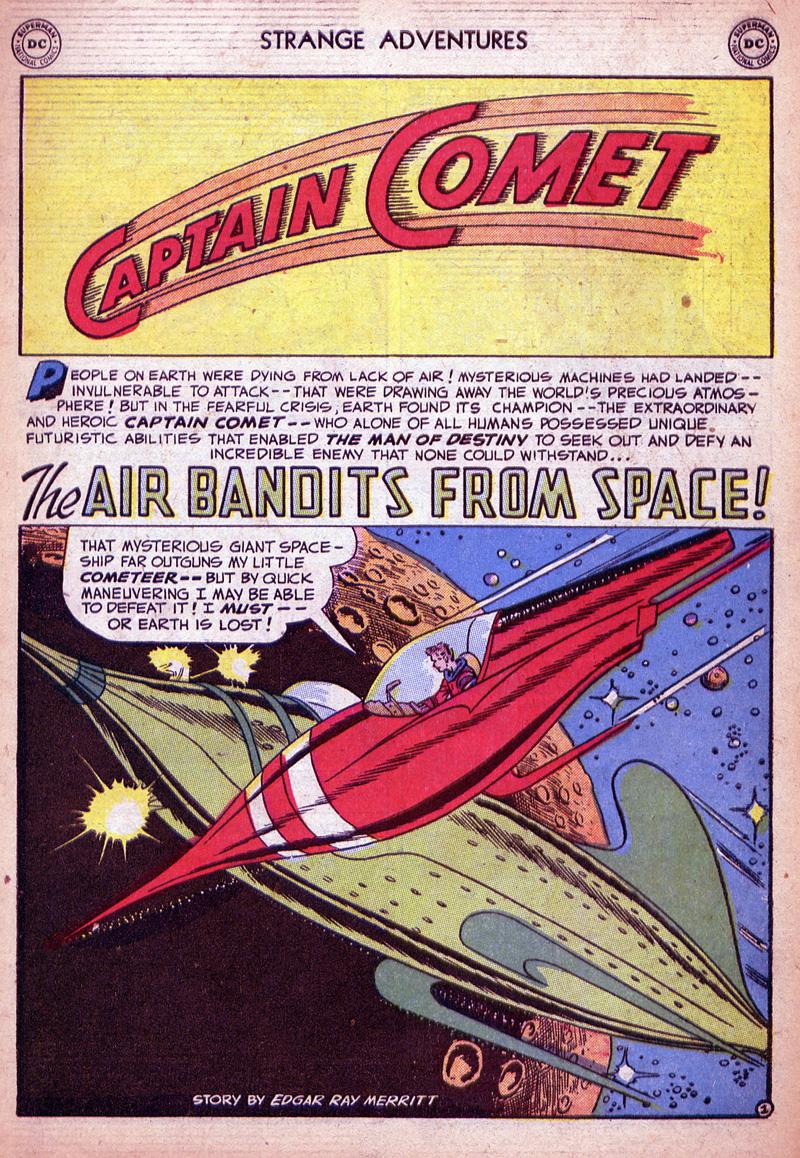Strange Adventures (1950) issue 10 - Page 3