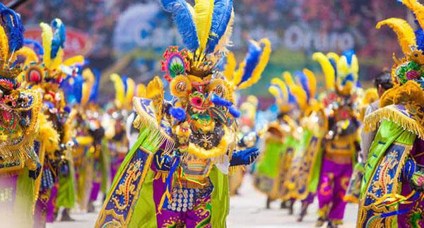 Rol de Ingreso Carnaval de Oruro 2018