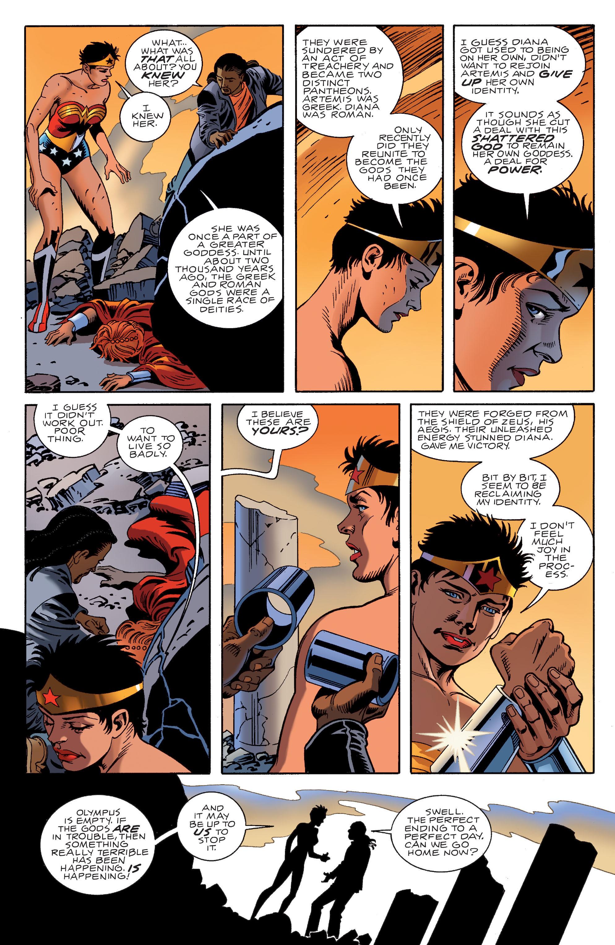 Read online Wonder Woman (1987) comic -  Issue #192 - 21