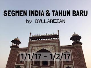 Giveaway India & Tahun Baru by Dyllarezan📌