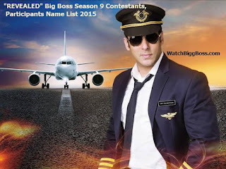 Big Boss Season 9 Contestants