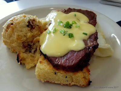 Phoebe's Diner Benedict