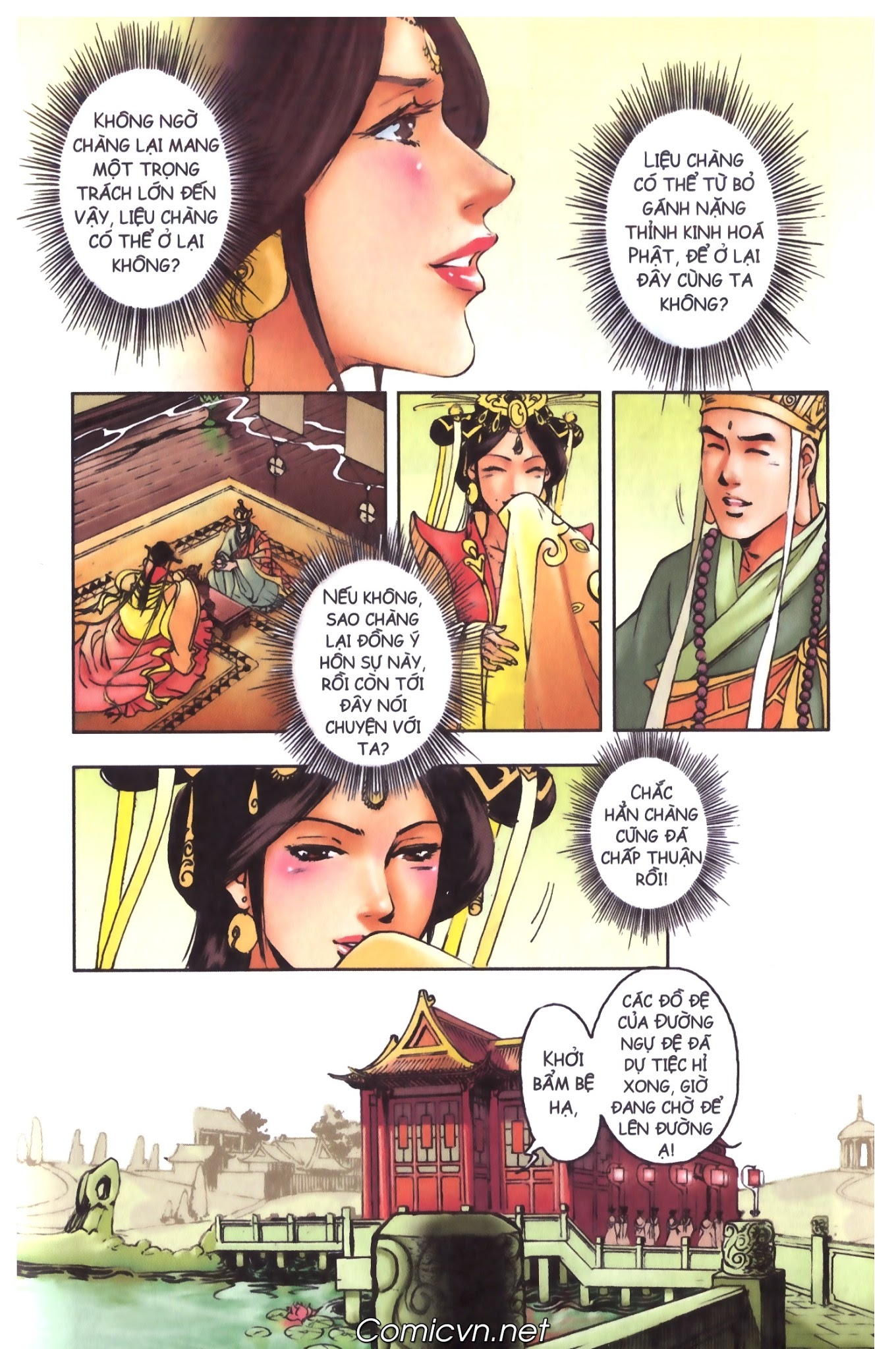 Tây Du Ký màu - Chapter 98 - Pic 46