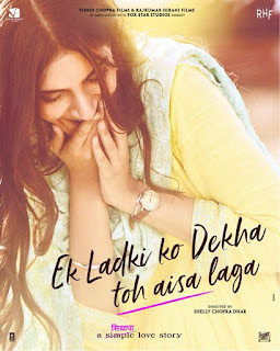 Ek Ladki Ko Dekha Toh Aisa Laga (ELKDTAL) First Look Poster 1
