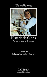 Historia de Gloria Gloria Fuertes