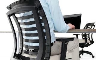High Tech Smart Chair