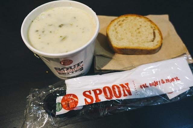 ヘイル・アンド・ハーティ・スープ(Hale and Hearty Soups)
