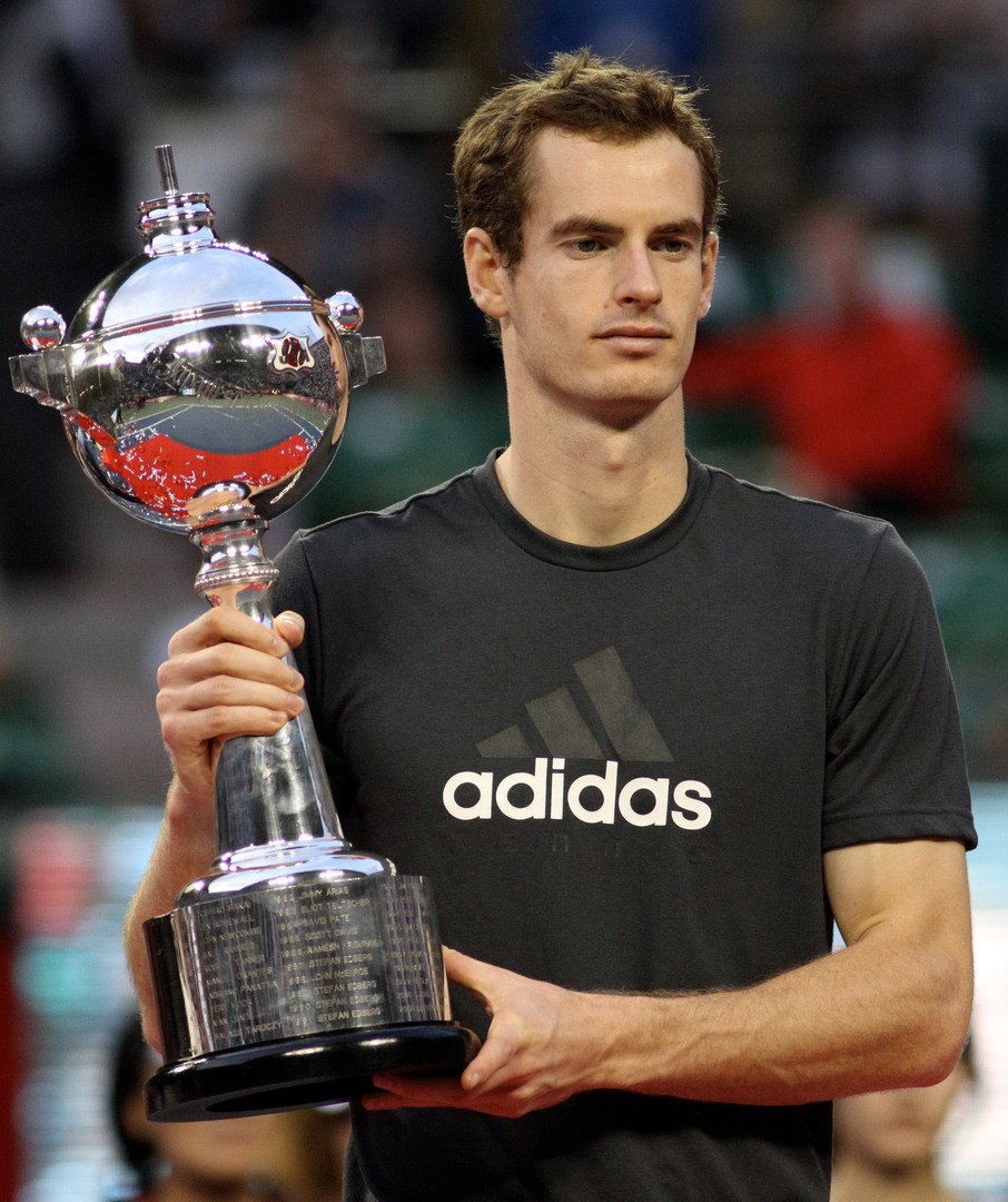 Andy Murray | HD Wallpapers (High Definition) | Free ...  Murray