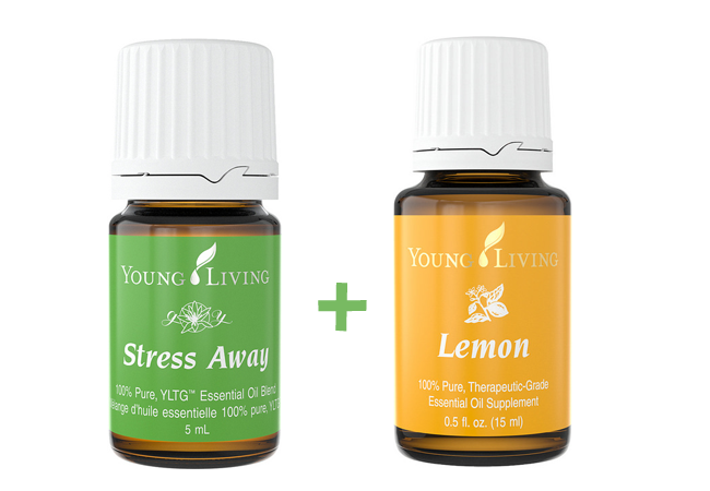 Stress Away Oil