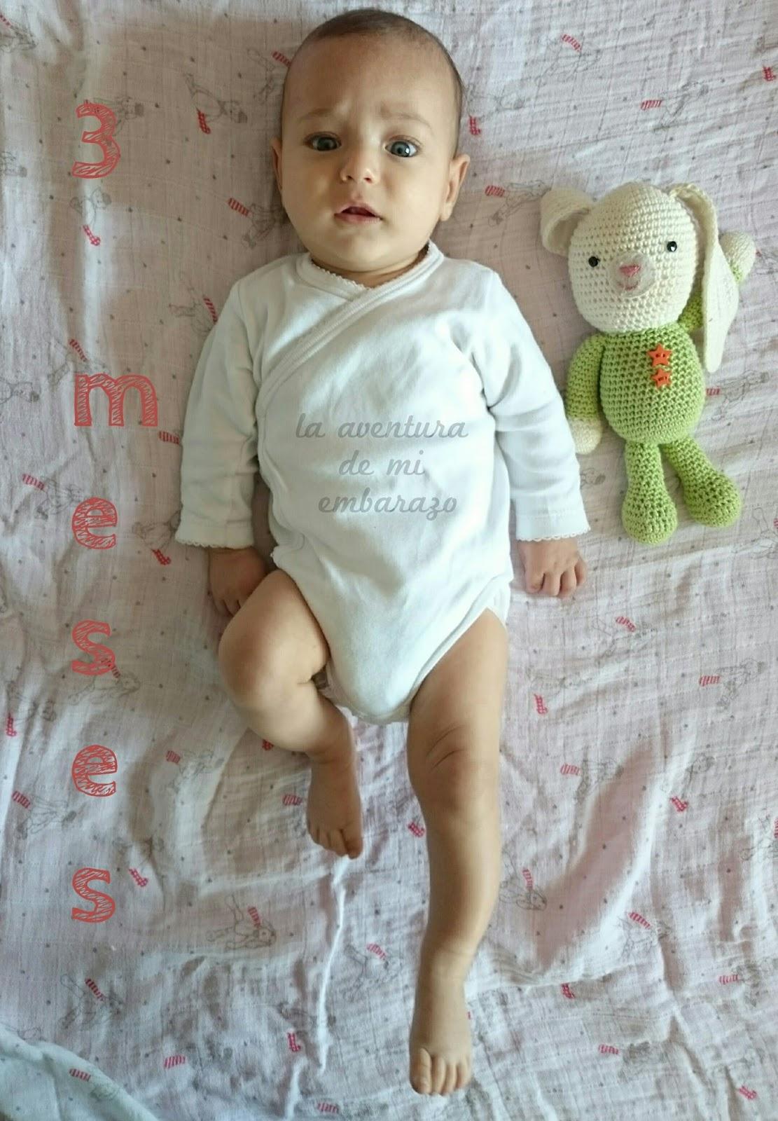 Tres meses con mi beb la aventura de mi embarazo - Bebes de tres meses ...
