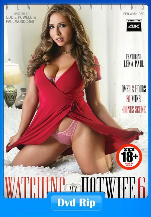 [18+] Watching My Hotwife 6 XXX DVDRip x264 Poster