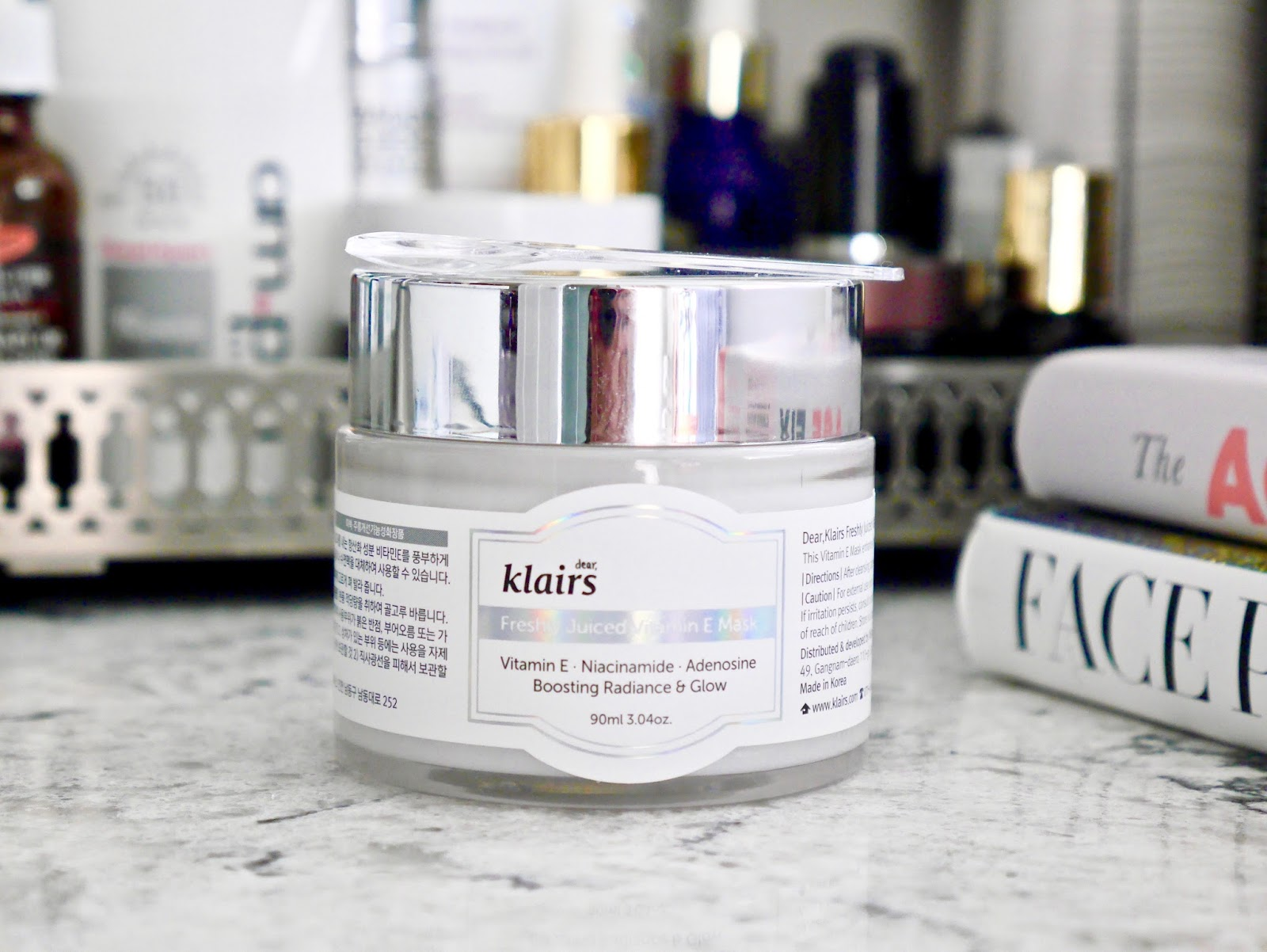 skincare, beauty, Asian beauty, k-beauty, asian skincare, moisturizer, overnight mask