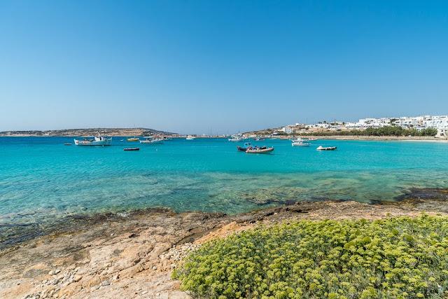 Baie de Chora-Koufonissia-Cyclades