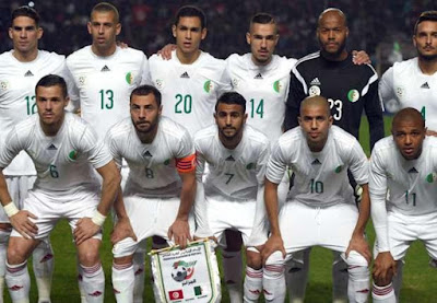 WC Qualifier: Algeria name 'killer squad' to face Nigeria, that includes Player of the year, Riyad Mahrez