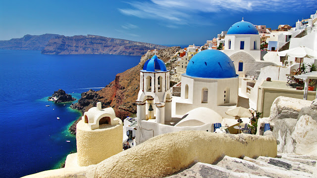 Tips Liburan di Yunani