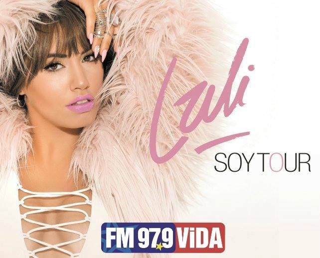 Gana entradas al show de Lali Espósito