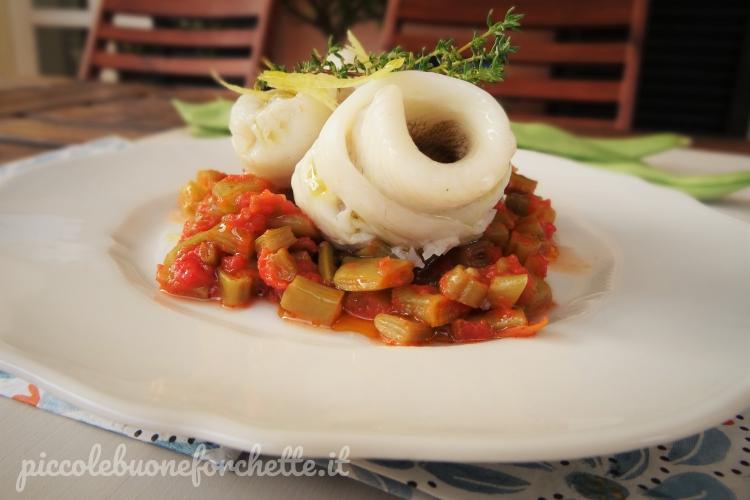 Ricetta filetti di platessa con taccole in umido per for Cucinare le taccole