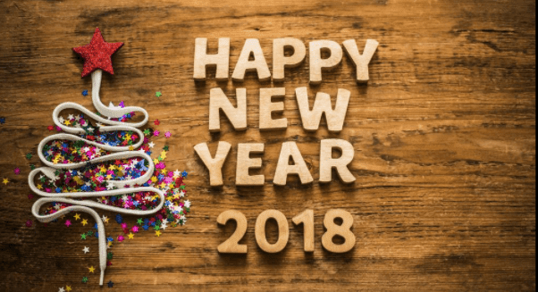 Happy New Year 2018 Status | Happy New Year Whatsapp Status 2018 | New Year  DP