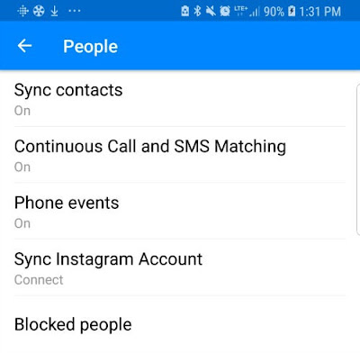Sync Your Instagram Contacts to Facebook Messenger Now
