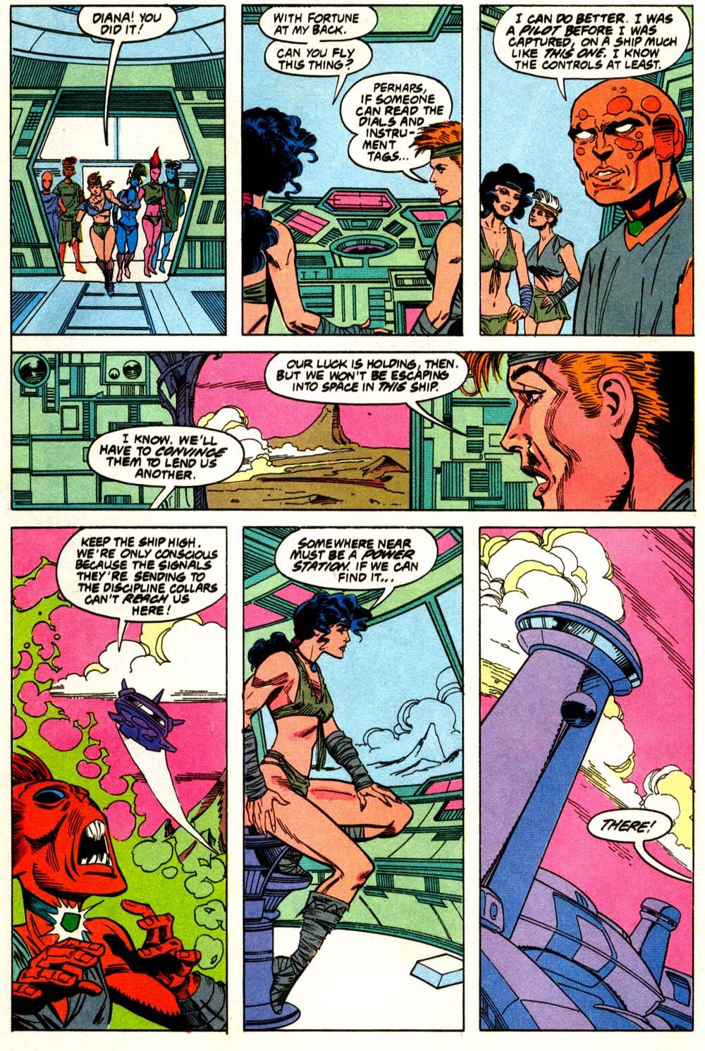 Read online Wonder Woman (1987) comic -  Issue #68 - 19