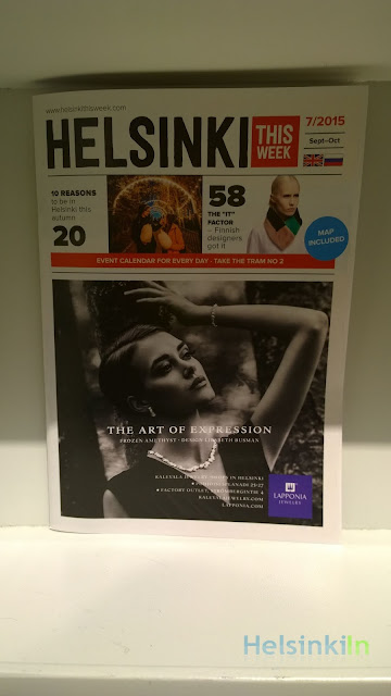 Helsinki This Week magazine