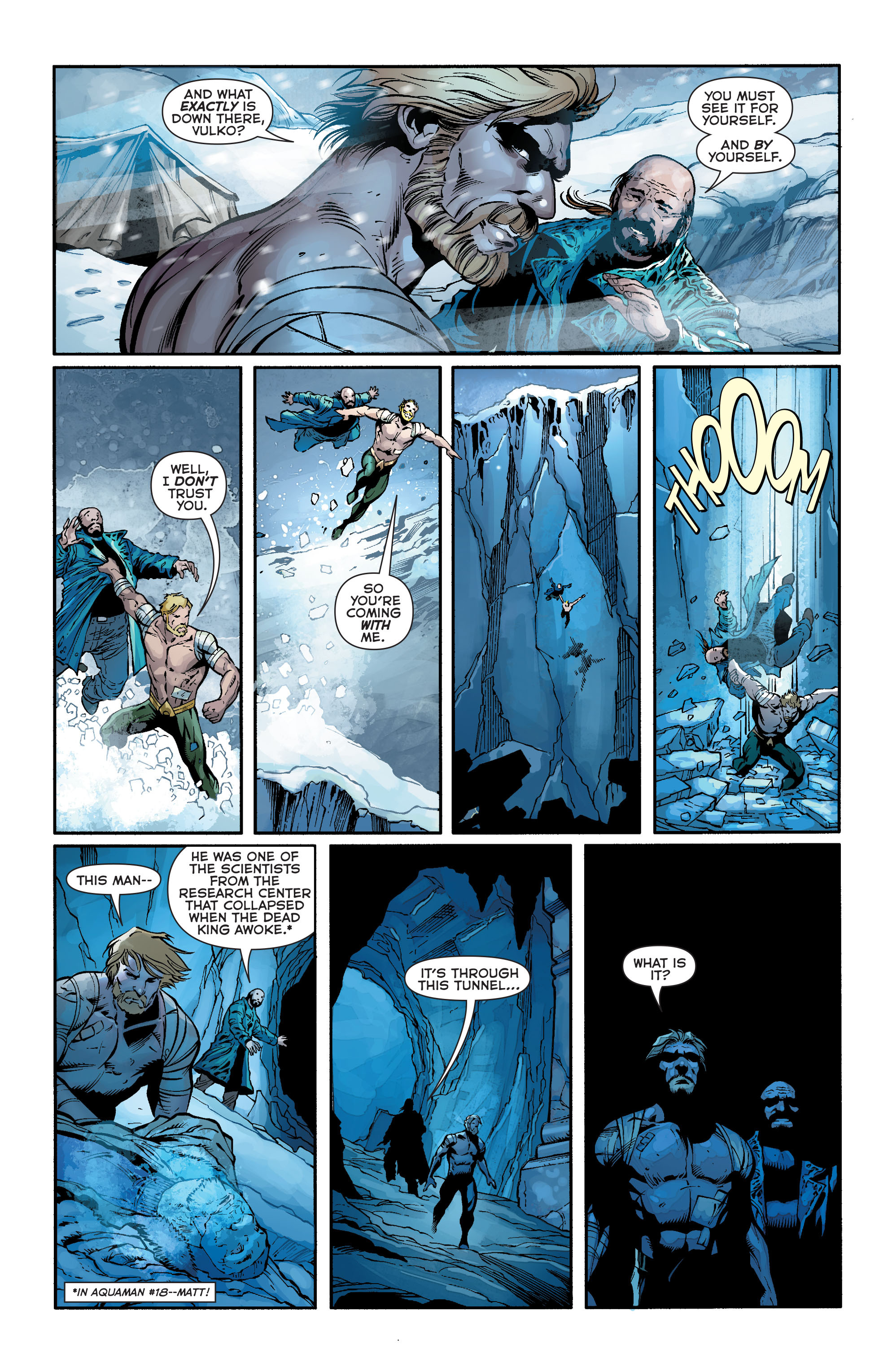Read online Aquaman (2011) comic -  Issue #24 - 6