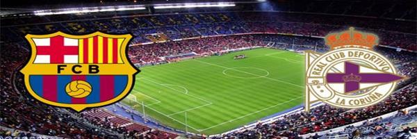 برشلونة يحقق الفوز بثلاثية نظيفة على حساب ديبورتيفو ألافيس