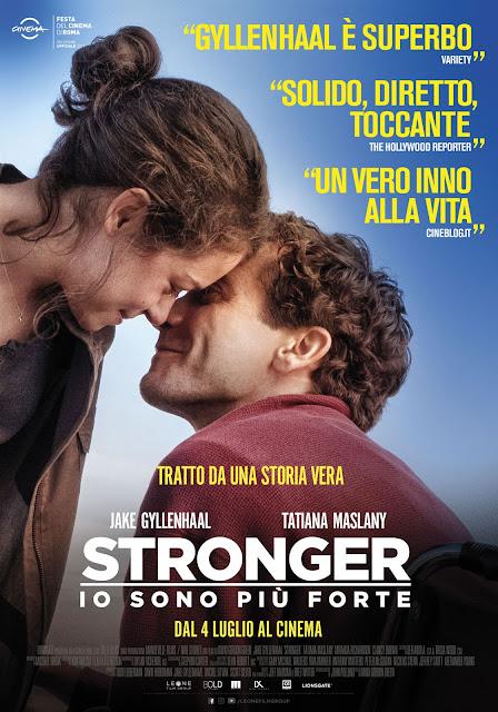 Stronger: Io Sono Più Forte Gyllenhaal