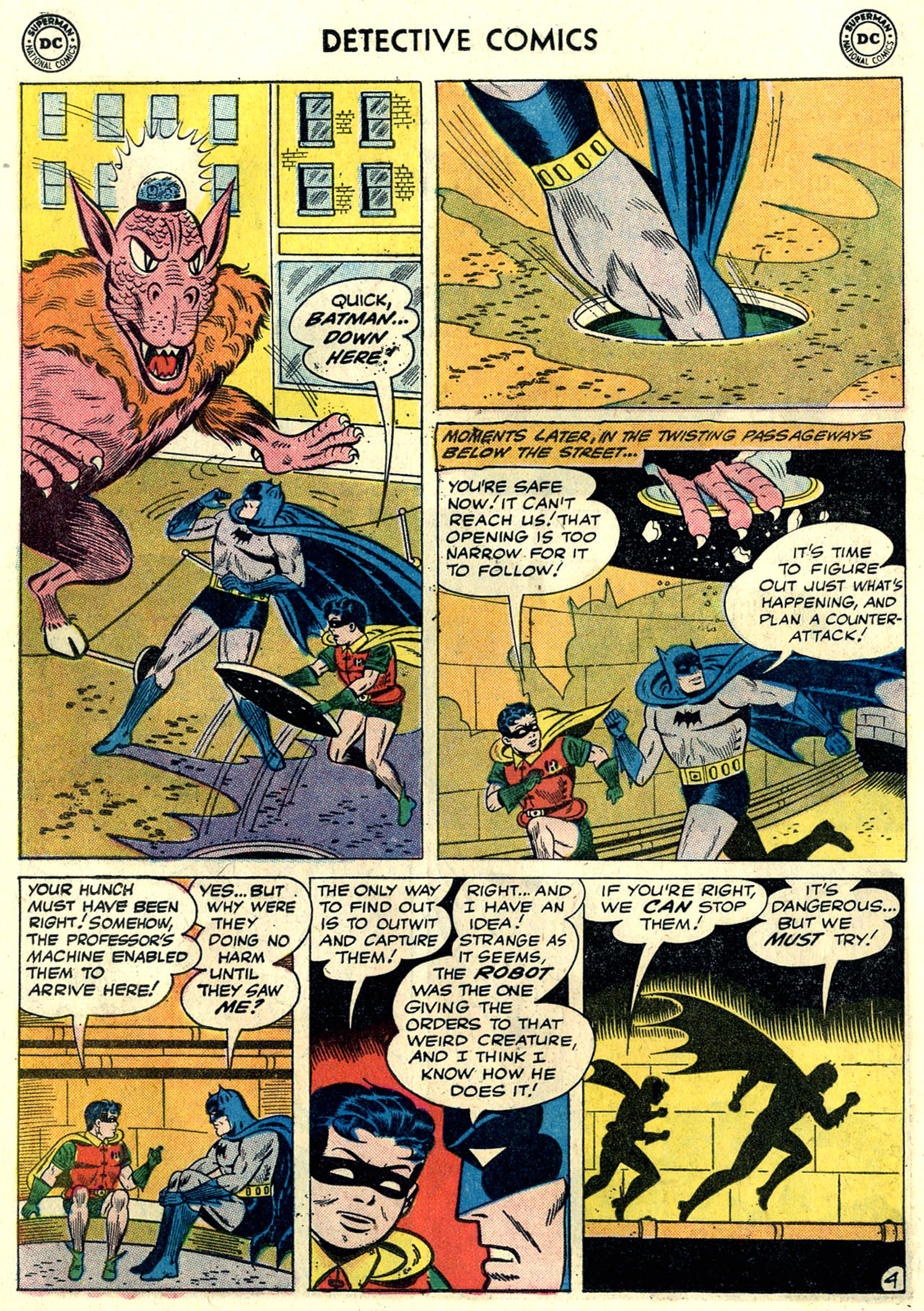 Detective Comics (1937) 279 Page 5