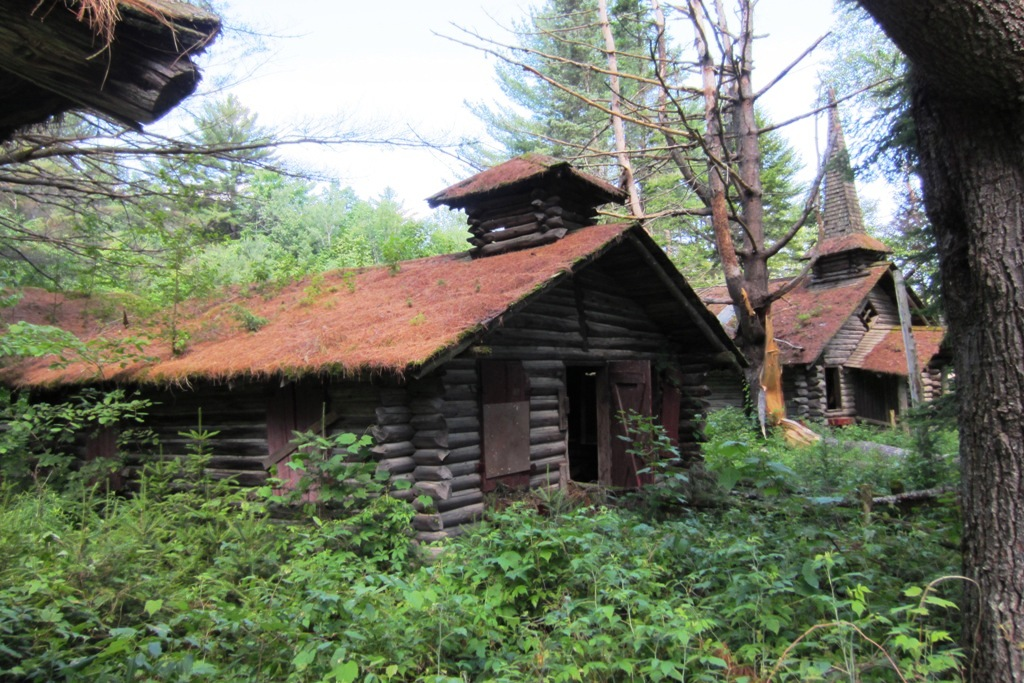 Windswept Adventure Fake Ghost Town Which Became The Real