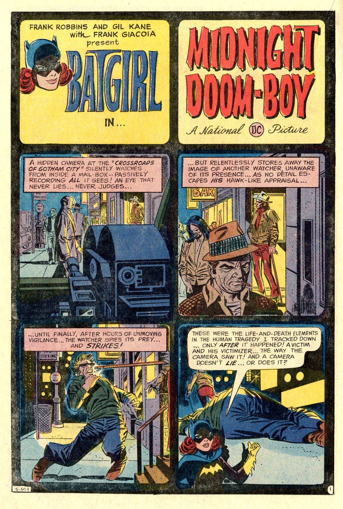 Detective Comics (1937) 404 Page 21