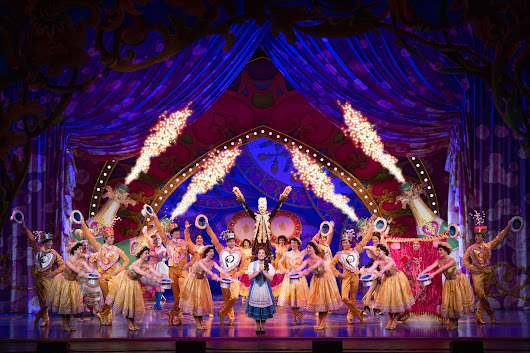 Beauty and the Beast at Kansas City's Starlight Theatre {Review}
