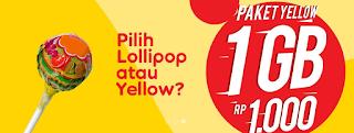 Cara Daftar Paket Indosat IM3 1GB Rp1000
