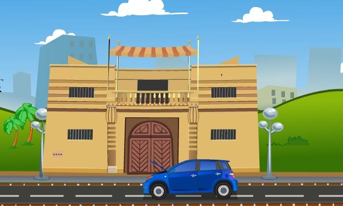 Play Luxury Car Escape