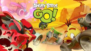 Angry Birds Go! Apk Mod Moedas Infinitas