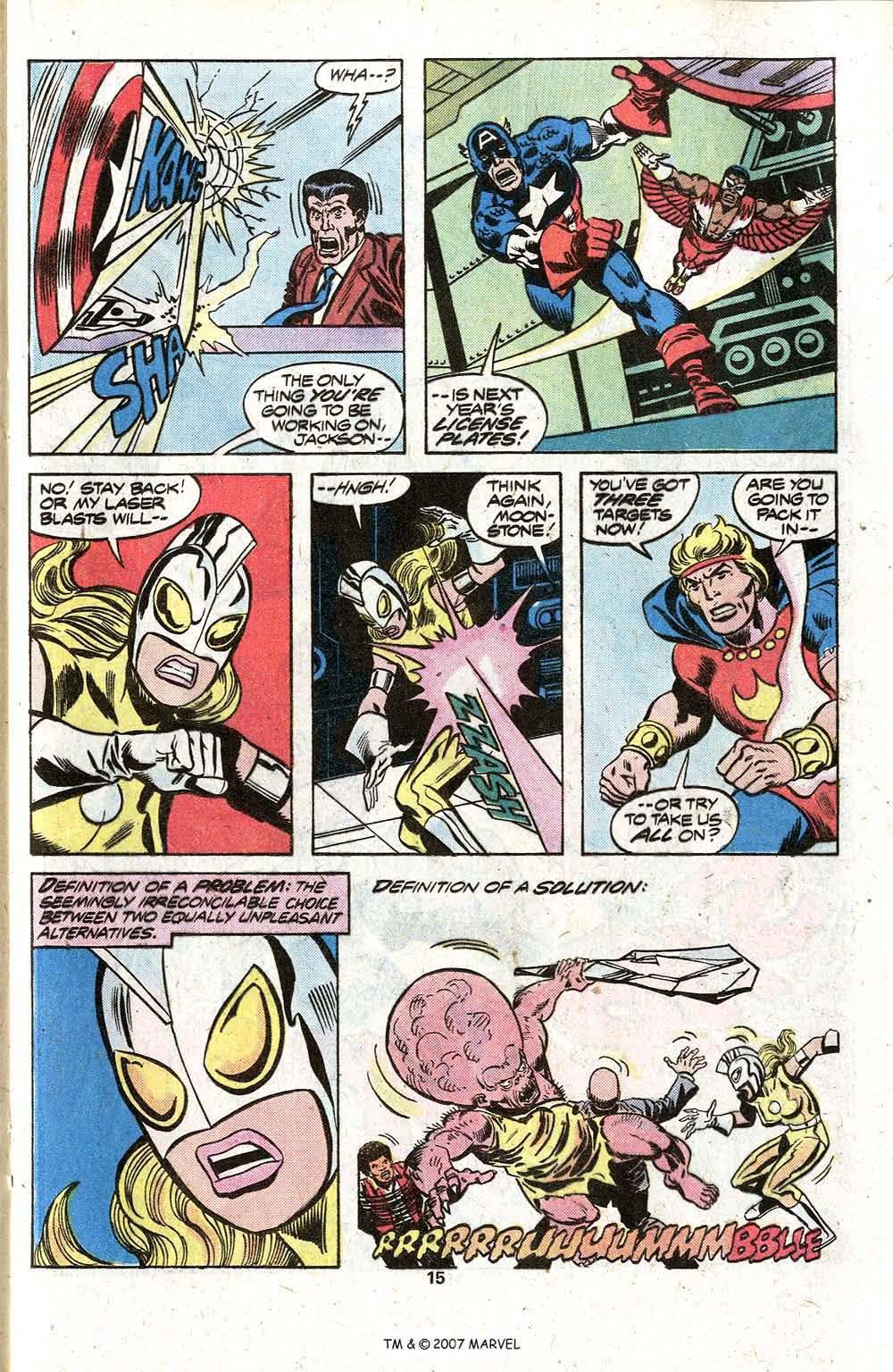 Captain America (1968) Issue #230b #145 - English 17