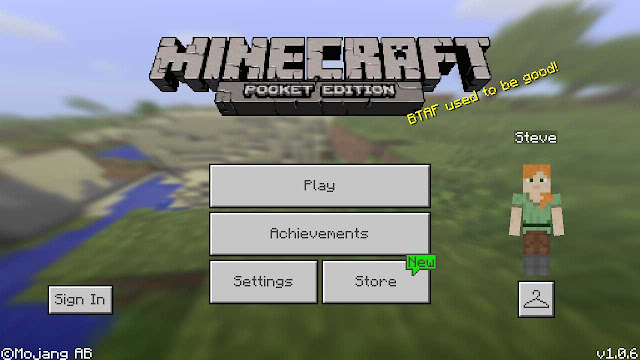 cheat minecraft pe