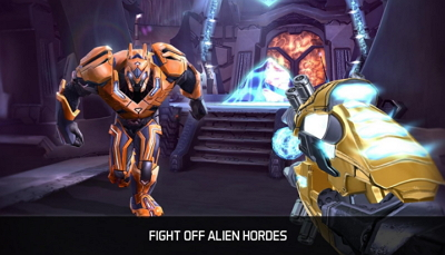 Download Game NOVA Legacy APK MOD Unlimited Money